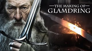 Forging Gandalf's Sword [Glamdring] - LOTR / The Hobbit