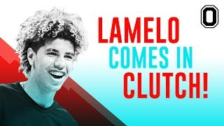 YOU CAN'T BEAT LAMELO BALL! Video Game Status In The CLUTCH!