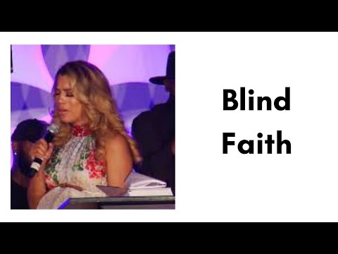 Blind Faith  2018 Pinky Promise Conference