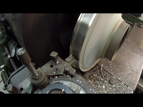 Turning a Brass Impeller