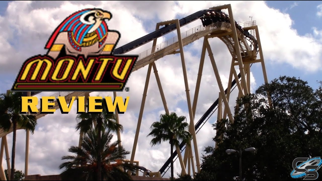 Montu Review Busch Gardens Tampa B Amp M Inverted Coaster