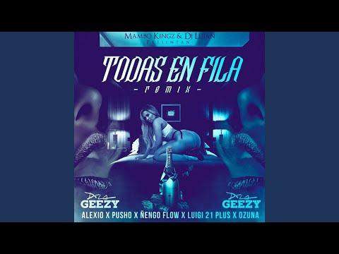 Todas En Fila (Remix)