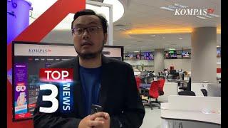 [Top 3 News] Demo Pelajar STM di DPR   Polisi Tangkap 94 Provokator   Pesawat Twin Otter Dievakuasi