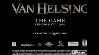 Van Helsing PlayStation 2 Gameplay_2004_03_09