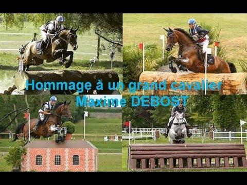 Hommage à un grand cavalier, Maxime DEBOST