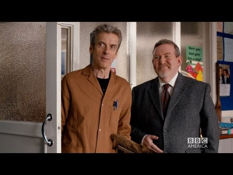 DOCTOR WHO The Caretaker Ep 6 Trailer - SAT SEPT 27 at 9/8c on BBC AMERICA