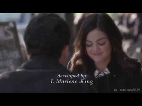 aria and ezra | lost and found