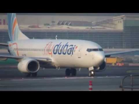 Fly Dubai at Dubai International Airport