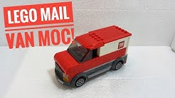 LEGO Mail Van Moc!