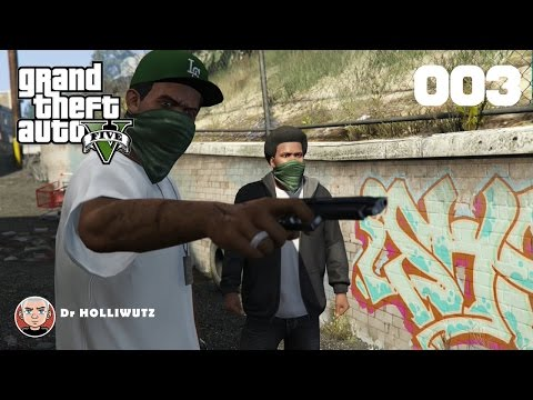 GTA V #003 - Who let the dogs out? [PC][HD] | Let's Play GTA V