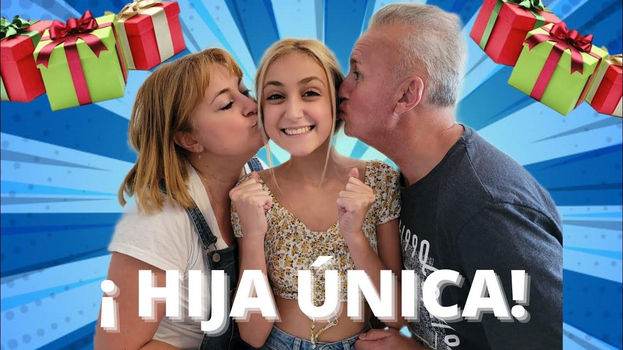 Download 24 HORAS SIENDO HIJA UNICA 😱 Mis padres me dicen SI A TODO