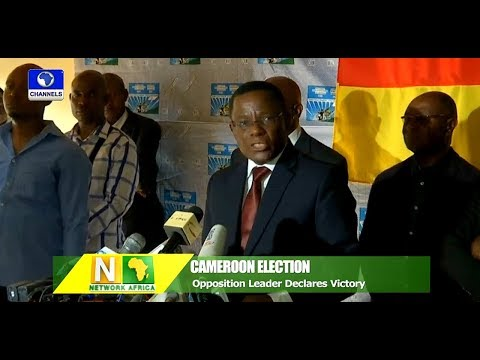 Opposition Leader Claims Victory In Cameroon Election Ahead Of Official Results Announcement Mp3