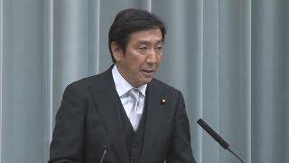経済産業相に菅原一秀氏 第4次安倍再改造内閣が発足