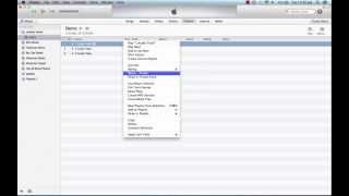 Convert AIFF file to MP3 using iTunes for Free