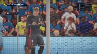 NEC E-Sports x Sport E-Sports - Global Fut PS4