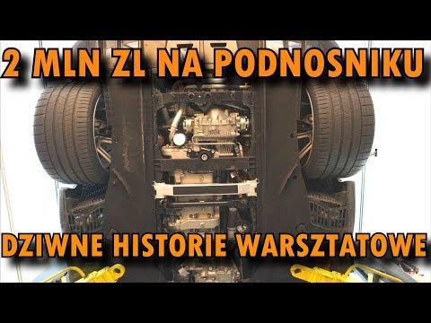 2 mln zł na podnośniku. Dziwne historie warsztatowe....#13