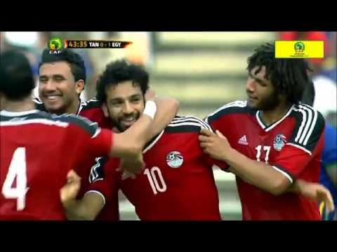 Egypt - Road to Gabon 2017 HD
