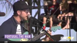 "Portugal. The Man ""The Sun + Sea of Air"" /HangOutFest(2014)"