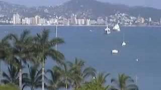 Mexique Découverte station balnéaire de Acapulco