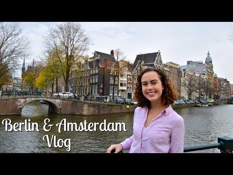 STUDY ABROAD VLOG: BERLIN & AMSTERDAM