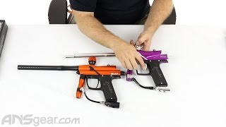 Azodin Blitz 3 Paintball Gun - Review