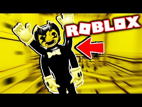 Roblox Bendy and The Ink Machine RP Games #1 BATIM Morph Spotlights