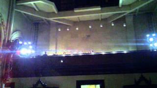 Saint Mary the Virgin NYC Choir and Organ Rehearsal James Kennerley Organist