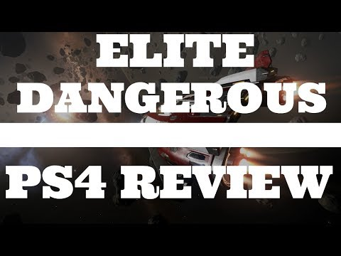 Elite Dangerous PS4 Review - A good replacement for No Mans Sky?