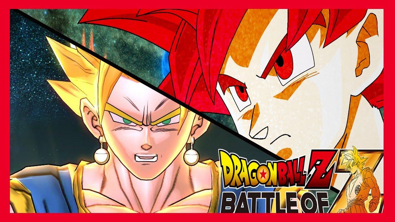 Dragon Ball Z: Battle of Z - | Super Vegito - Unlock Super ...