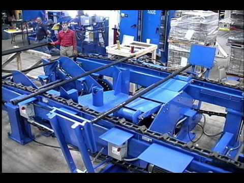 Pipe And Tube Handling System By Sage Automation