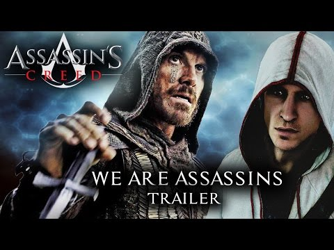 Assassin's Creed - All AC Games Tribute (Movie & All CGI Trailers) - An Ordinary World