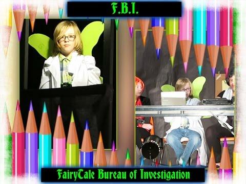 Shaw Heights Middle School Presents: F.B.I. (Fairy-Tale Bureau of Investigation)