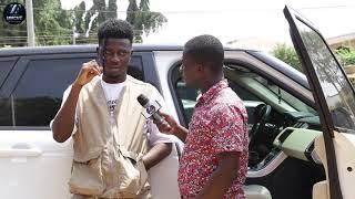 I'm Not A Sakawa Or Fraud Boy, I Sell Houses, Cars & I Own Other Businesses- Rapper Kwesi Slay Brags