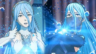 Fire Emblem Fates - Azura's Dance Cutscenes - Real HD@60FPS (English+Japanese)