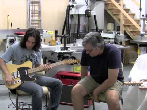 Acme Guitar Works Hotrod - Road Worn '50s Tele x6287