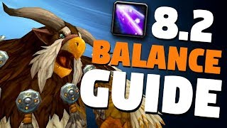 Balance Druid PvE Guide 8.2 | Stats, Talents & Rotation | World of Warcraft Battle for Azeroth