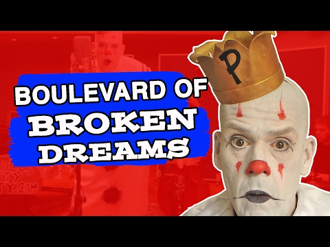 Boulevard Of Broken Dreams by Puddles Pity Party