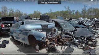 1992 Chevy Caprice Wagon At Cash N' Carry Junkyard In Savannah, Ga