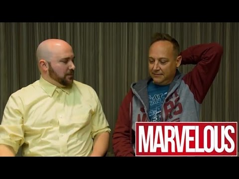 Keith Coogan Interview #MarvelousNYE