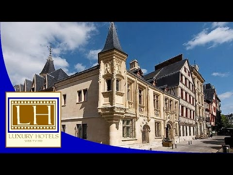 Luxury Hotels - Hotel De Bourgtheroulde - Rouen