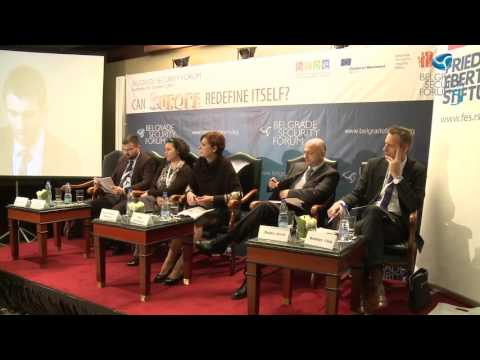 BSF 2015: Academic Event Panel 3: The EU and the Western Balkans