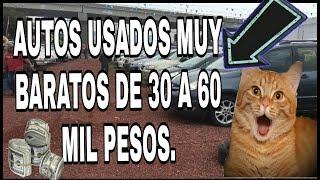 Que autos puedes comprar con 30 mil pesos mexicanos. 🚘 🚗