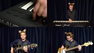 Ylvis - The Fox (What Does the Fox Say?) (Instrumental cover)