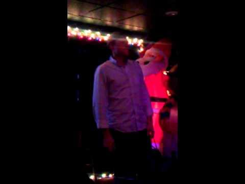 Jeremy C Hall karaoke-hell Turkey weekend blast.