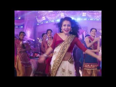 Athar siddiqui with shilpa shetty in song wedding da seson