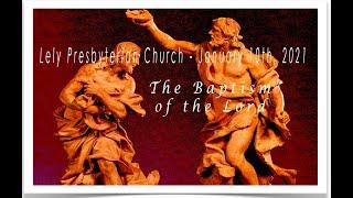 Lely Church Service  - 01-10-2021