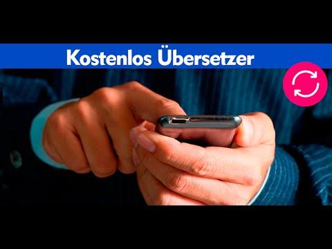 Kostenloser Übersetzer Android (DE)