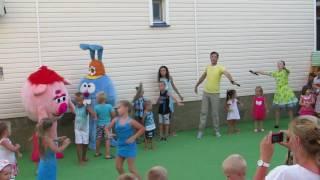 Танцуем все!!! Развлекательная программа для детей