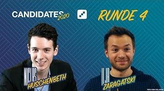 FIDE Kandidatenturnier 2020 | 4.  Runde | Live-Kommentierung
