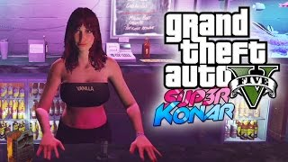 GTA 5 online best of funny moments #36 (Natasha, mon business)